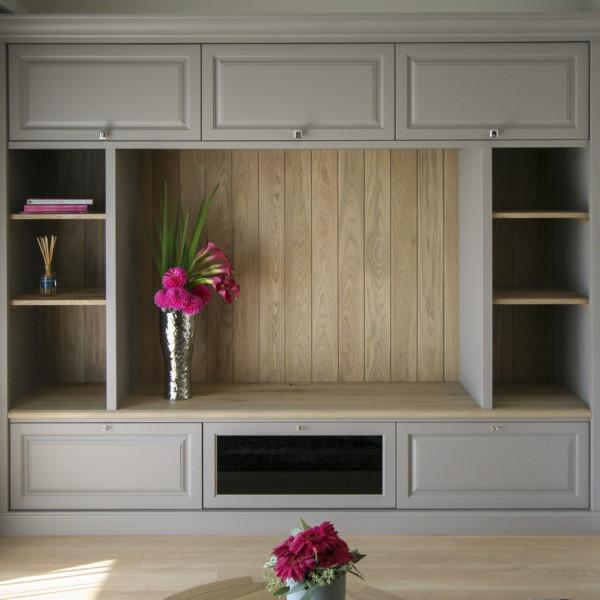 Arrow Wood Media Cabinet